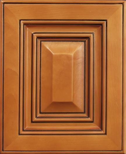 Chocolate-door